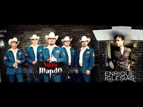 Ayer   Enrique Iglesias Ft  Voz De Mando
