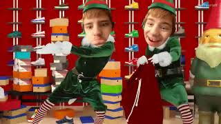 Check out my ElfYourself Dance!