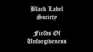 Watch Black Label Society Fields Of Unforgiveness video