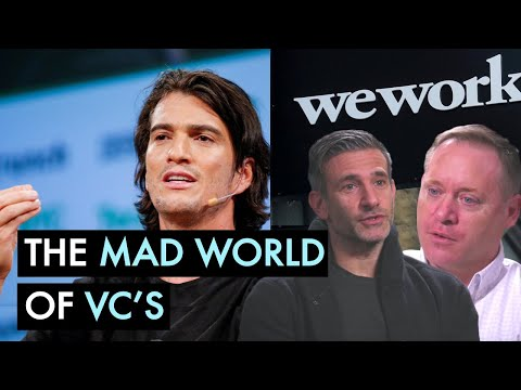 The Insane World of VCs, Softbank, WeWork, Uber & Lyft (w/ Josh Wolfe and Michael Green)