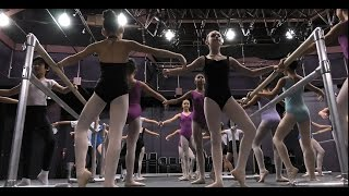 Behind The Curtain: ABT's The Nutcracker - Episode 1