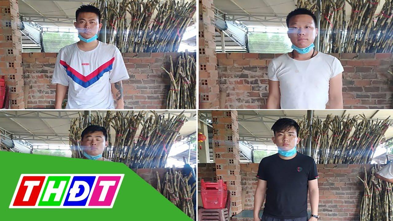 Truy tìm 4 người Trung Quốc trốn khỏi khu cách ly | THDT