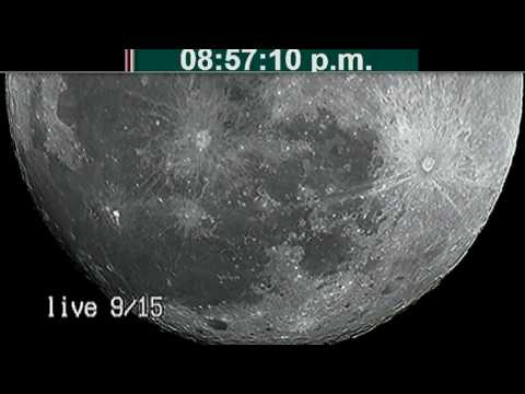The Moon Live Stream 9-15-16