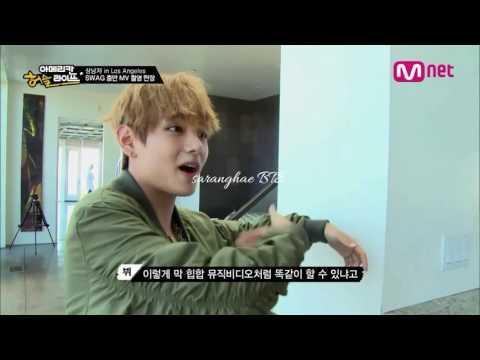 BTS Speaking English Compilation #2