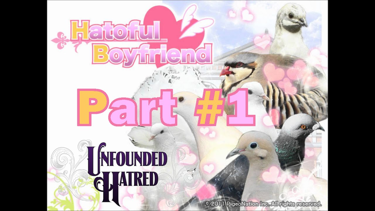 Hatoful Boyfriend Part 1 Bird The Is Word