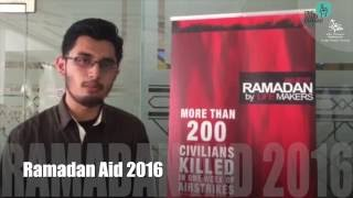 Ramadan Aid 2016 - 10 days left