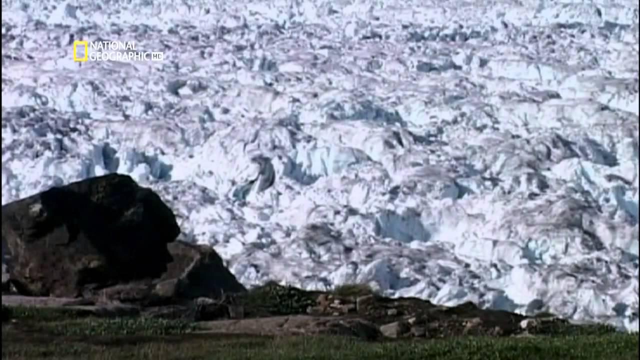 Glacier meltdown naked science