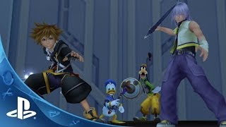 Kingdom Hearts HD 2 5 ReMIX | E3 2014 Trailer