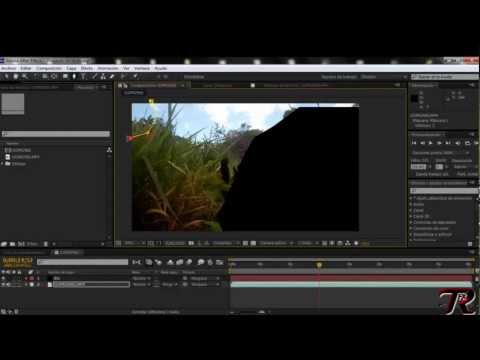 Introducción a Adobe After Effects CS6 (Aprender a usar Adobe After Effects, Conocer Interfaz)