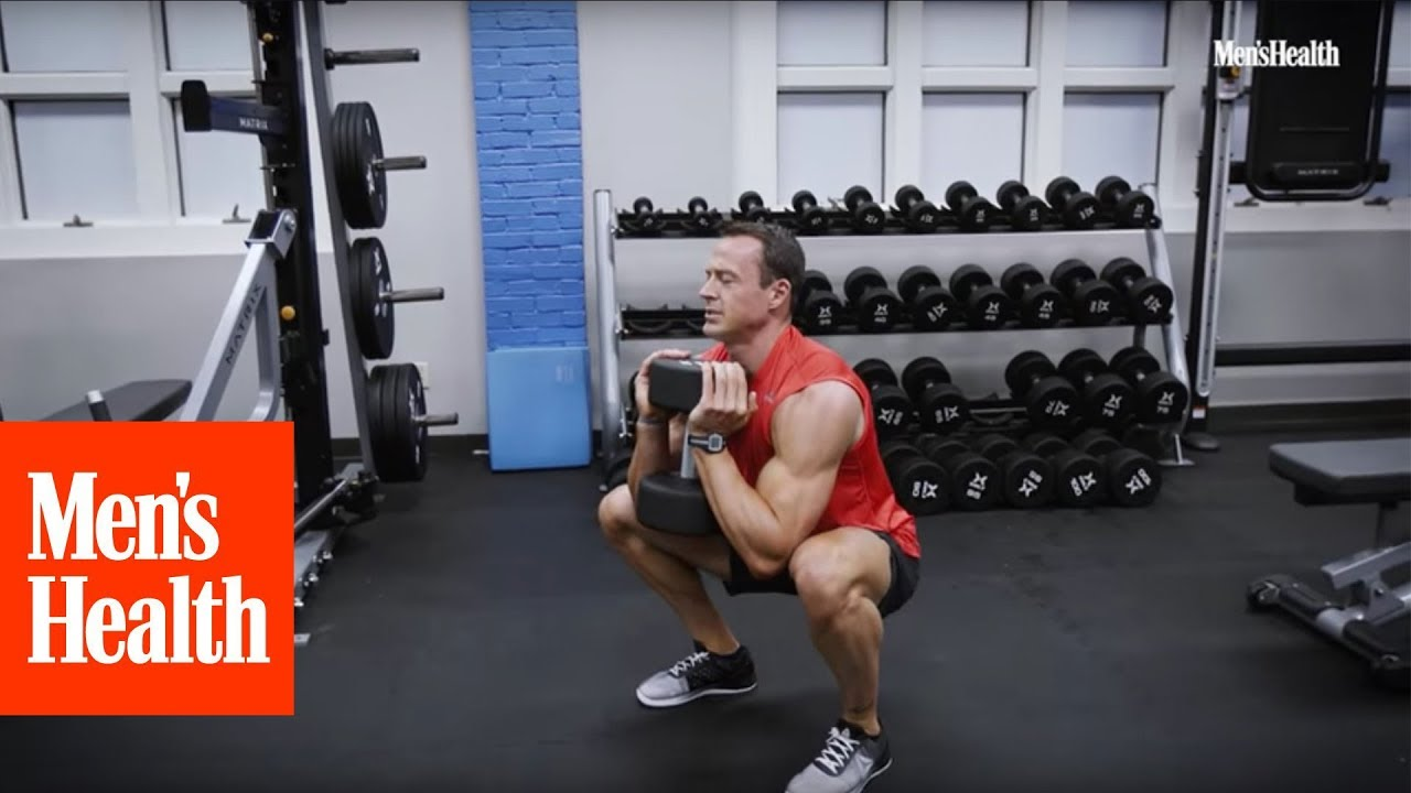 Leg Day Workout by Jeremy Scott  | Men's Health
