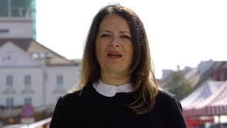Kandydatka na posła Beata Jóźwiak