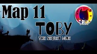 Toby The Secret Mine Walkthrough MAP 11