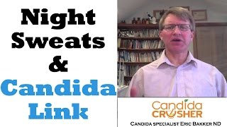 Are Night Sweats Connected To Candida?