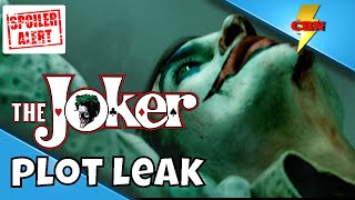 Joker Movie Plot Leak - SPOILER WARNING!!