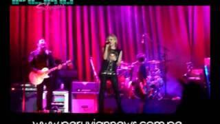 Concierto de Avril Lavigne en Lima Perú