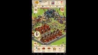 Видеообзор Empire four kingdoms lvl 37 (android iOS)
