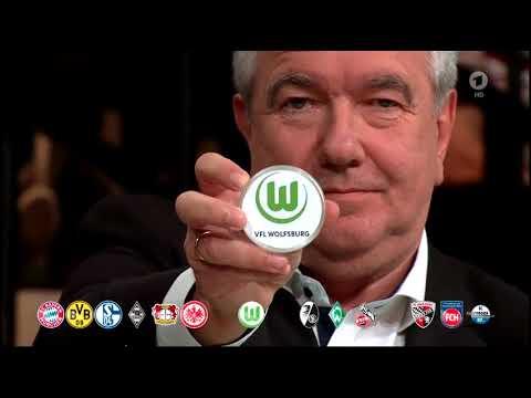 DFB Pokal Achtelfinale Auslosung 2017/18