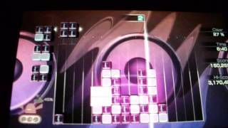 Lumines Electronic Symphony Gameplay - PS VITA