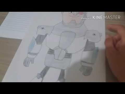 Todos os desenhos que eu já fiz canal Sport Gamer