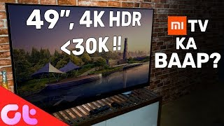 """49"""" 4K HDR TV FOR 30000 
