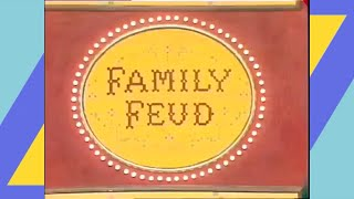 Family Feud (July 7, 1980): Cea/Lindquist