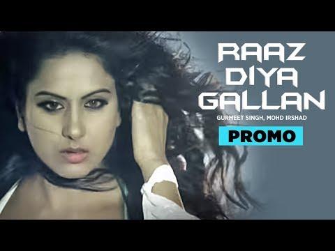 Raaz Diya Gallan New Punjabi Song Gurmit Singh | Raaz Diya Gallan