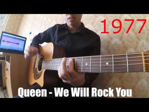 Hits of the 70s guitar Acoustic   John Mi***