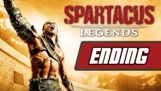 Spartacus Legends - Gameplay Walkthrough - ENDING [Spectacula District] Boss Battle: SPARTACUS