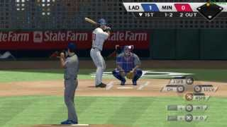 MLB 11: The Show Baseball PSP (PPSSPP) gameplay