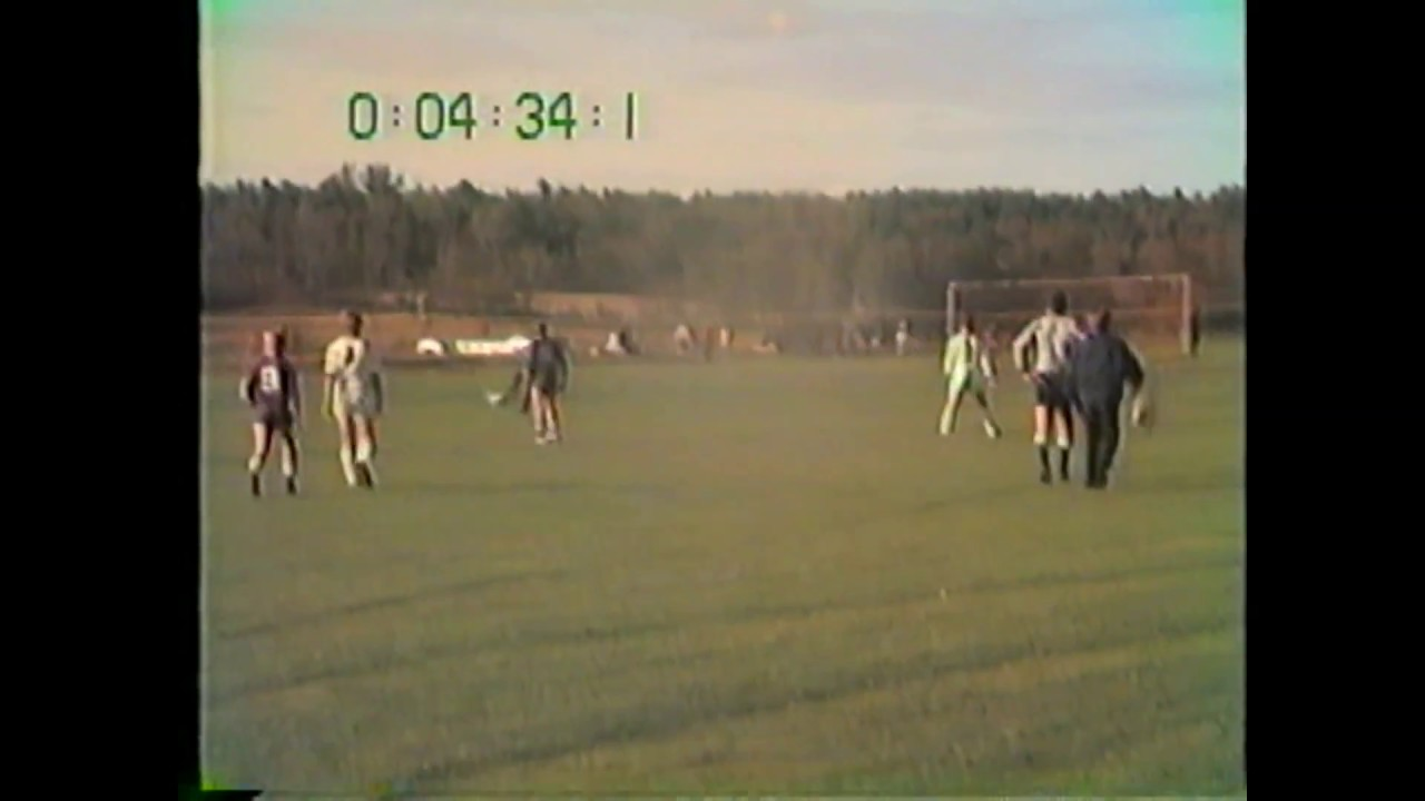 NCCS - Ticonderoga Boys  10-7-86