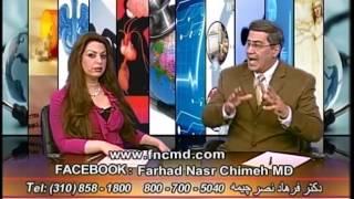درد قفسه سینه  دکتر فرهاد نصر چیمه Chest Pain Dr Farhad Nasr Chimeh