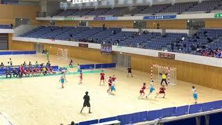 ハンドボール最高!20190117 札幌新陽vs函館工業 新人戦全道準決勝
