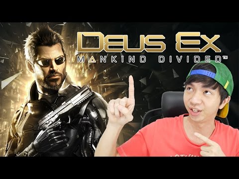 Deus Ex : Mankind Divided - Misi Penyelamatan - Indonesia #1
