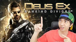 Deus Ex : Mankind Divided - Misi Penyelamatan - Indonesia #1