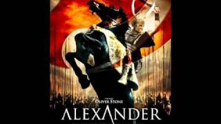 Princess of the Thousand Roses - Alexander Unreleased Soundtrack - Vangelis