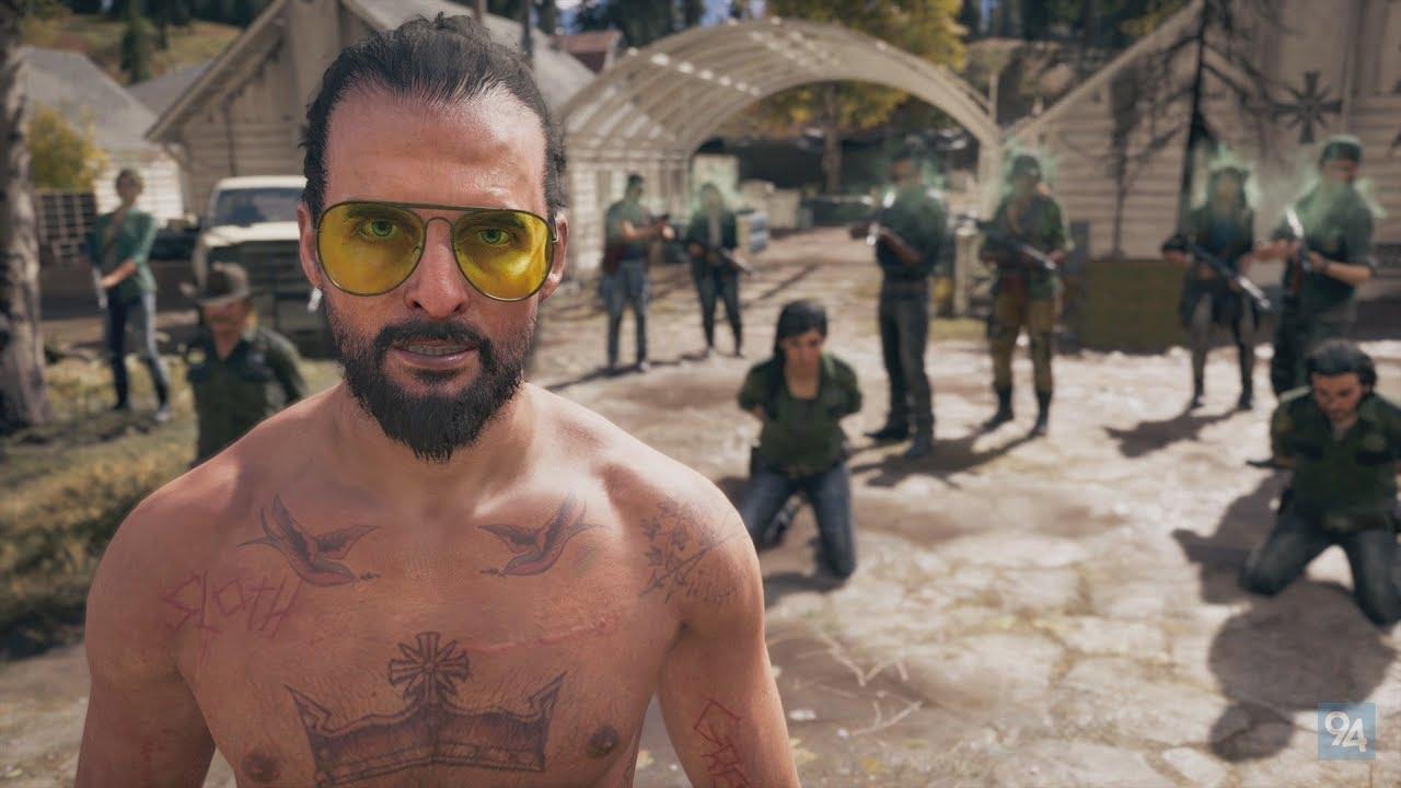 Far Cry 5 Alternate Ending