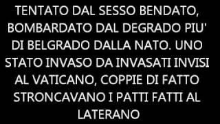CapaRezza - 03 - Non Mettere Le Mani In Tasca - Lyrics