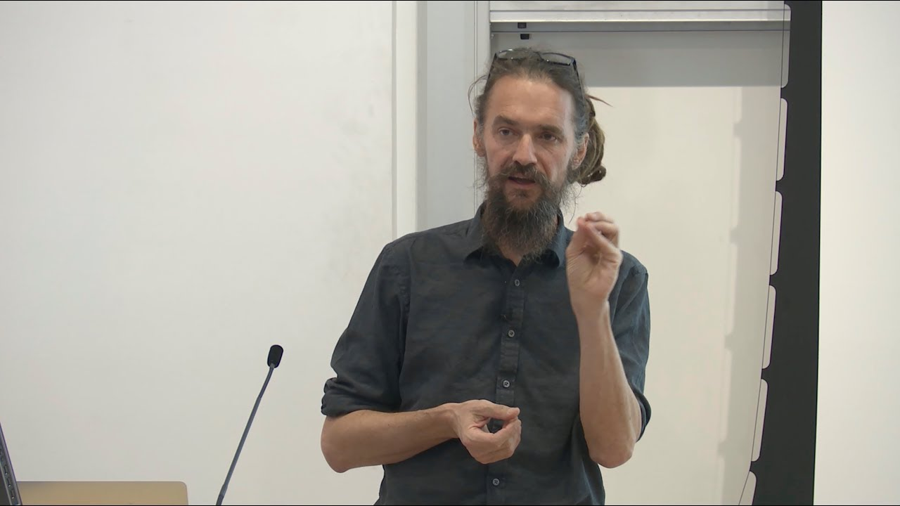 """James Mallinson on """"Tantric Traditions and Haṭhayoga"""""""