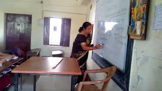Teaching Learning Audio Video Presentation In Physics (unit-circular motion)