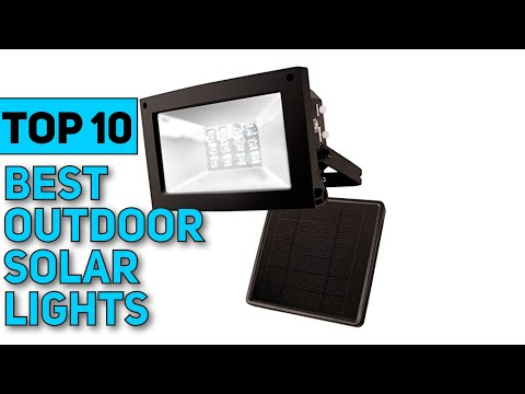 Best Outdoor Solar Lights in 2021 [Top 10 Best Outdoor Solar Lights]