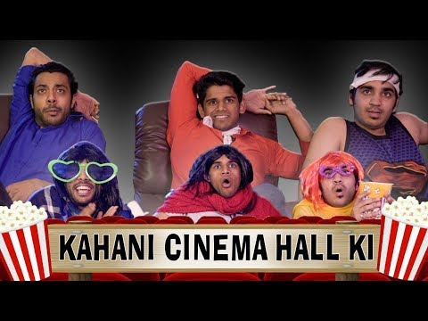Kahani Cinema Hall Ki | RealHIT