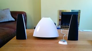 Edifier Prisma 2.1 Speaker System Review Including Sound Test!