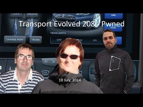 Transport Evolved News Panel Show 208: Pwned