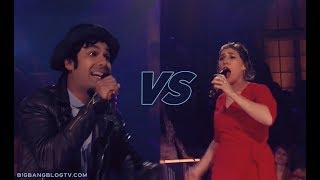 Drop the Mic Kunal Nayyar vs Mayim Bialik Subs