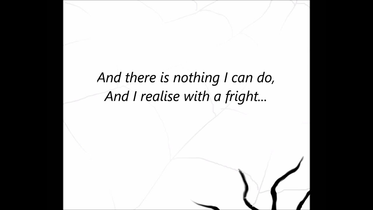 The Cure – Lullaby Lyrics | Genius Lyrics