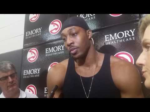 Atlanta Hawks Dwight Howard Exit Interview