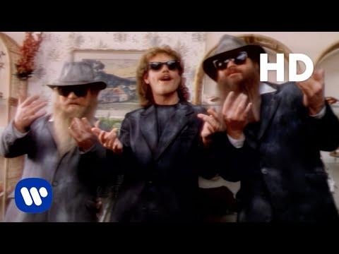ZZ Top - Legs (OFFICIAL MUSIC VIDEO)