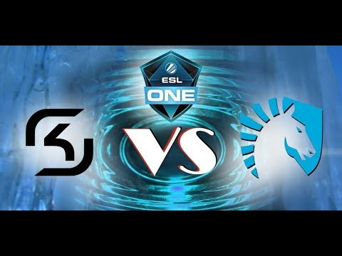 SK vs Liquid coldzera anti eco 4k ESL One New York 2017