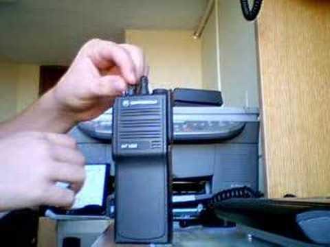 Motorola Ht1000 инструкция - фото 2