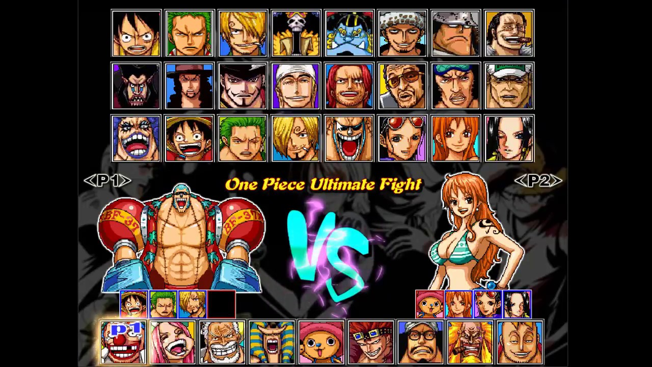 [Game PC]  Đại chiến One Piece 2 – One Piece Ultimate Fight 1.7